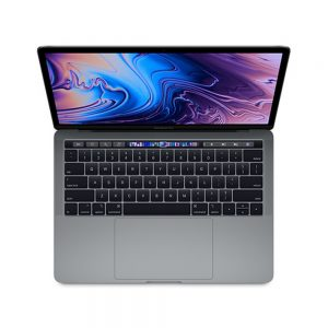 "MacBook Pro 13"" 4TBT Mid 2018 (Intel Quad-Core i7 2.7 GHz 16 GB RAM 512 GB SSD), Space Gray, Intel Quad-Core i7 2.7 GHz, 16 GB RAM, 512 GB SSD"