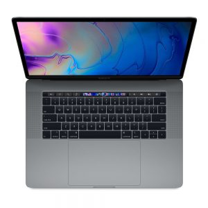 "MacBook Pro 15"" Touch Bar Mid 2018 (Intel 6-Core i7 2.2 GHz 16 GB RAM 512 GB SSD), Space Gray, Intel 6-Core i7 2.6 GHz, 16 GB RAM, 512 GB SSD"