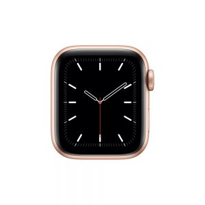Watch Series 5 Aluminum (40mm), Gold
