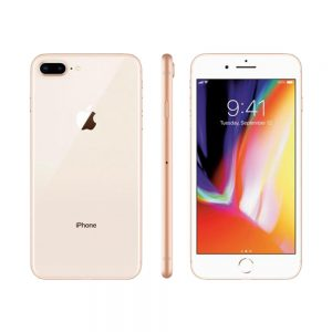 iPhone 8 Plus 64GB, 64GB, Gold