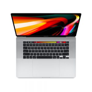 """MacBook Pro 16"""" Touch Bar Late 2019 (Intel 8-Core i9 2.3 GHz 32 GB RAM 1 TB SSD), Silver, Intel 8-Core i9 2.3 GHz, 32 GB RAM, 1 TB SSD"""