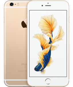 iPhone 6S Plus 64GB, 64GB, Gold