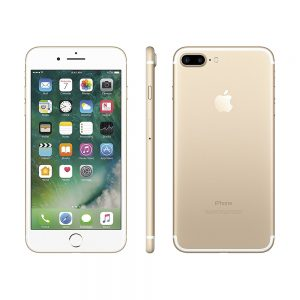 iPhone 7 Plus 128GB, 128GB, Gold