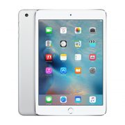 iPad mini 4 Wi-Fi 32GB, 32GB, Silver