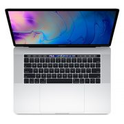 "MacBook Pro 15"" Touch Bar * Netherlands Keyboard Layout*, Silver, Intel 6-Core i7 2.2 GHz, 16 GB RAM, 256 GB SSD"