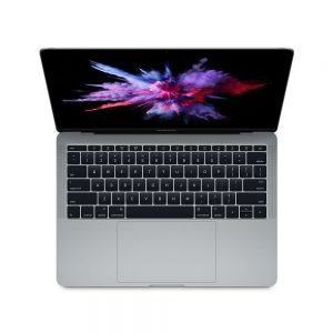 """MacBook Pro 13"""" 2TBT Mid 2017 (Intel Core i5 2.3 GHz 8 GB RAM 128 GB SSD), Space Gray, Intel Core i5 2.3 GHz, 8 GB RAM, 128 GB SSD"""