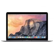 "MacBook 12"" - US Keyboard, Space Gray, Intel Core M 1.1 GHz, 8 GB RAM, 256 GB SSD"