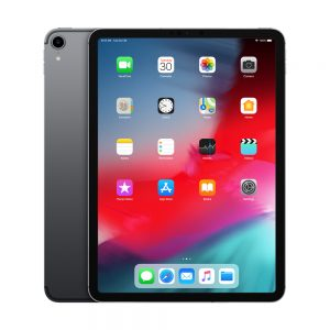 "iPad Pro 11"" Wi-Fi + Cellular 512GB, 512GB, Space Gray"