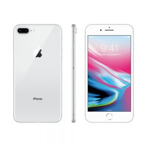 iPhone 8 Plus 64GB, 64GB, Silver