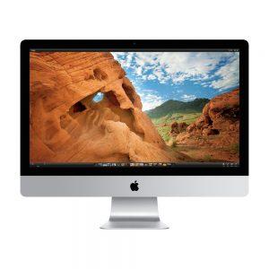"iMac 27"" Retina 5K Late 2014 (Intel Quad-Core i7 4.0 GHz 8 GB RAM 3 TB Fusion Drive), Intel Quad-Core i7 4.0 GHz, 8 GB RAM, 3 TB Fusion Drive"
