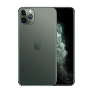 iPhone 11 Pro Max 64GB, 64GB, Midnight Green