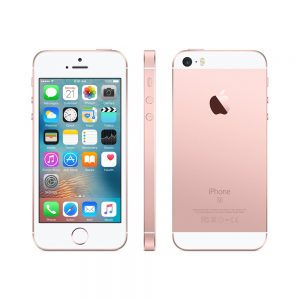iPhone SE 32GB, 32GB, Rose Gold