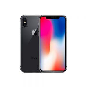 iPhone X 64GB, 64GB, Space Gray