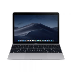 "MacBook 12"" Mid 2017 (Intel Core m3 1.2 GHz 8 GB RAM 256 GB SSD), Space Gray, Intel Core m3 1.2 GHz, 8 GB RAM, 256 GB SSD"