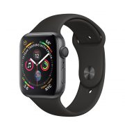 Watch Series 4 Nike (GPS) (40mm), Space Gray, Anthracite/Black Nike Sport Band