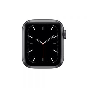 Watch Series 5 Aluminum (40mm), Space Gray