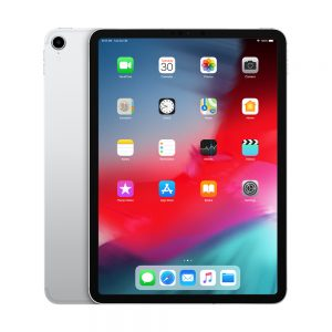 "iPad Pro 11"" Wi-Fi + Cellular 64GB, 64GB, Silver"