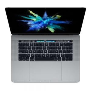 "MacBook Pro 15"" Touch Bar Mid 2017 (Intel Quad-Core i7 2.9 GHz 16 GB RAM 512 GB SSD), Space Gray, Intel Quad-Core i7 2.9 GHz, 16 GB RAM, 512 GB SSD"