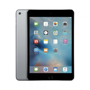 iPad mini 4 Wi-Fi + Cellular 64GB, 64GB, Space Gray