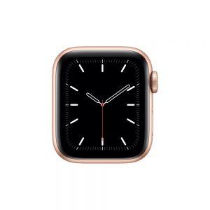Watch Series 5 Aluminum (44mm), Gold