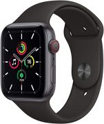 Watch SE Cellular (44mm), Space Gray
