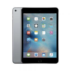 iPad mini 4 Wi-Fi + Cellular 128GB, 128GB, Space Gray