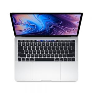 "MacBook Pro 13"" 4TBT Mid 2018 (Intel Quad-Core i5 2.3 GHz 8 GB RAM 512 GB SSD), Silver, Intel Quad-Core i5 2.3 GHz, 8 GB RAM, 512 GB SSD"