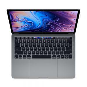 """MacBook Pro 13"""" 4TBT Mid 2019 (Intel Quad-Core i7 2.8 GHz 16 GB RAM 1 TB SSD), Space Gray, Intel Quad-Core i7 2.8 GHz, 16 GB RAM, 1 TB SSD"""