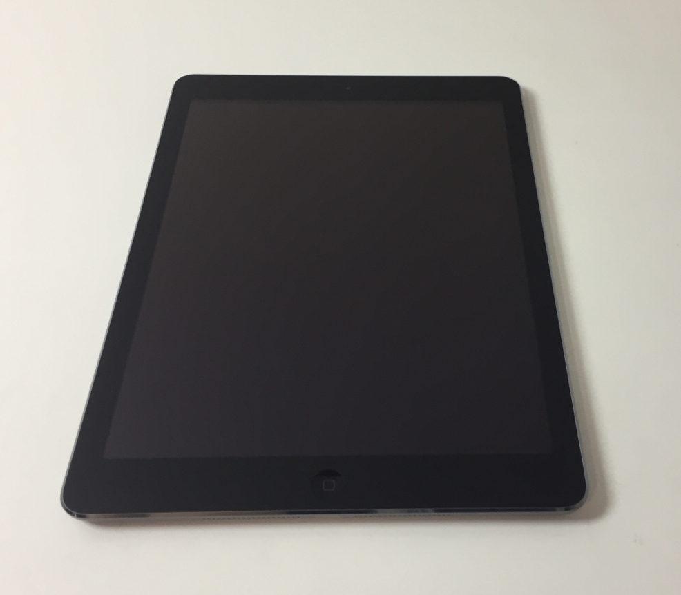iPad Air Wi-Fi 16GB, 16 GB, Gray, Kuva 1