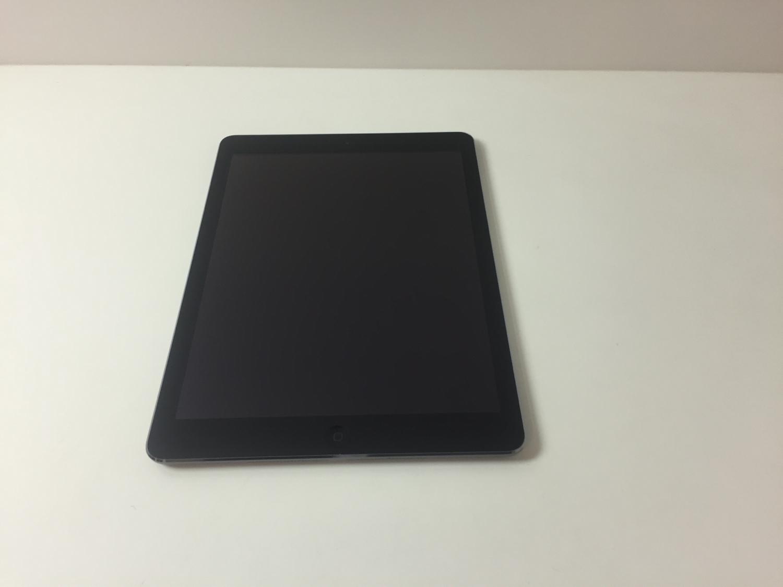 iPad Air Wi-Fi 16GB, 16 GB, Space Gray, Kuva 1