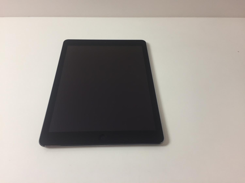 iPad Air Wi-Fi 16GB, 16 GB, Space Gray, bild 1