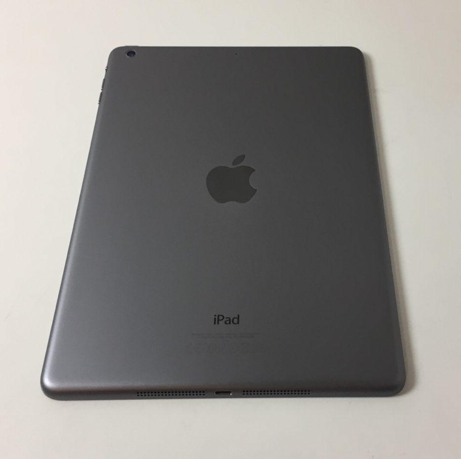iPad Air Wi-Fi 16GB, 16 GB, Grey, Kuva 2