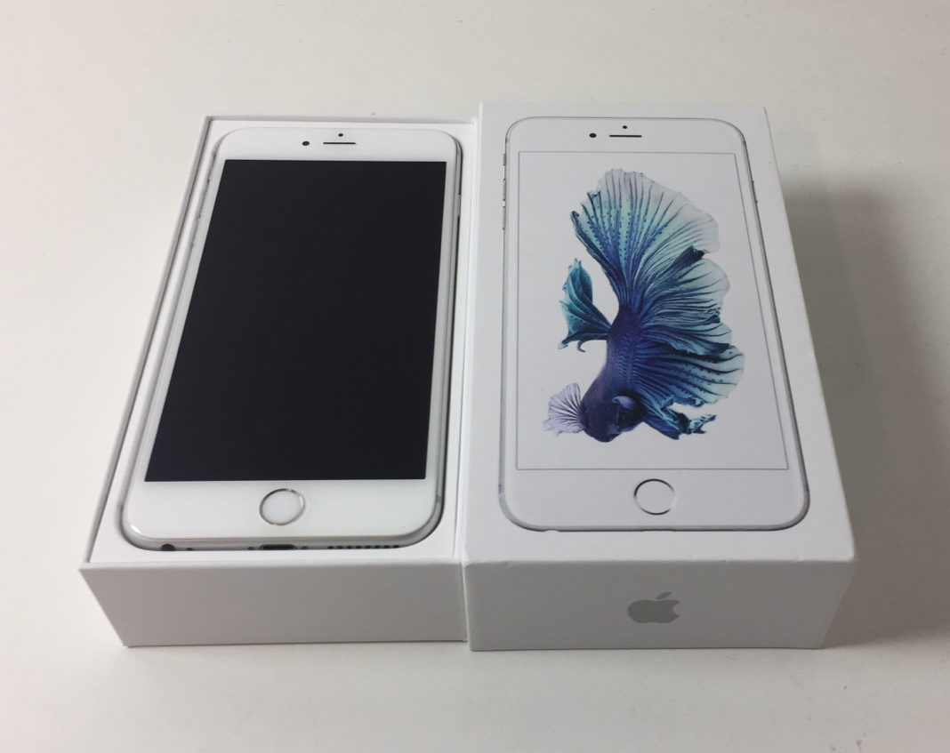 iPhone 6S Plus 16GB, 16 GB, Hopea, Kuva 1