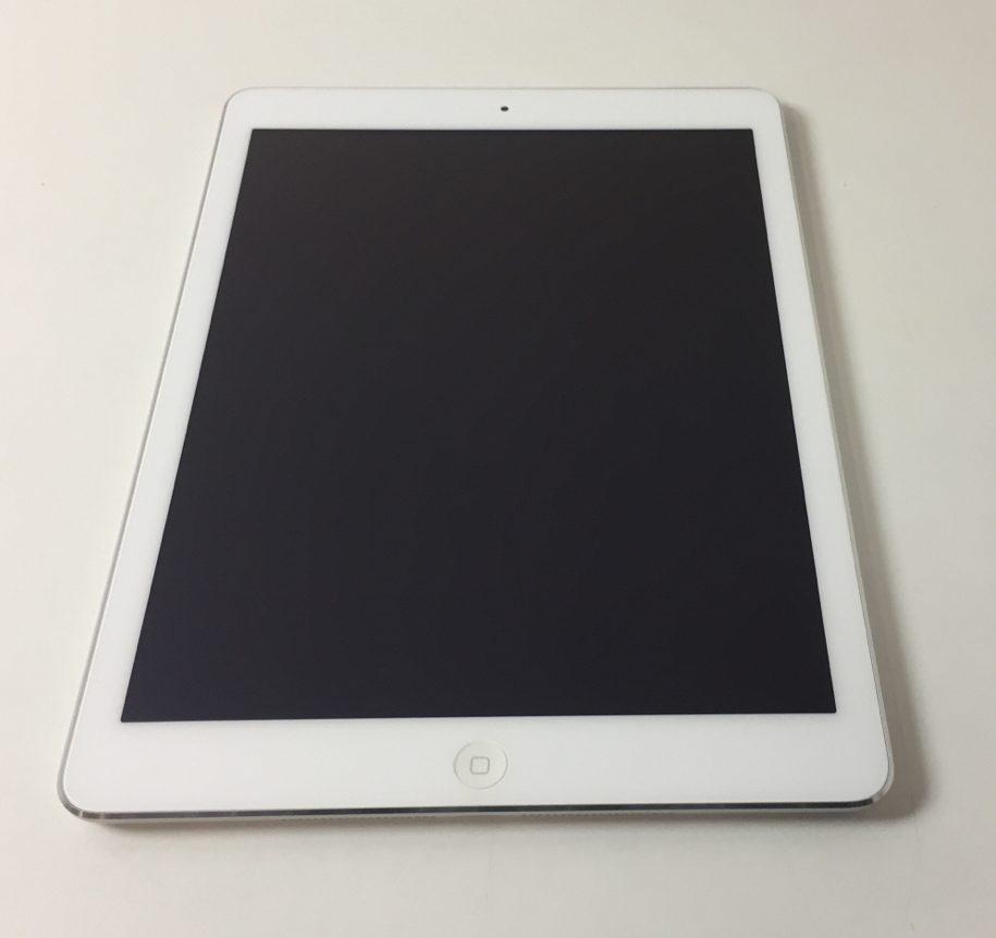 iPad Air Wi-Fi 16GB, 16 GB, Silver, Kuva 1