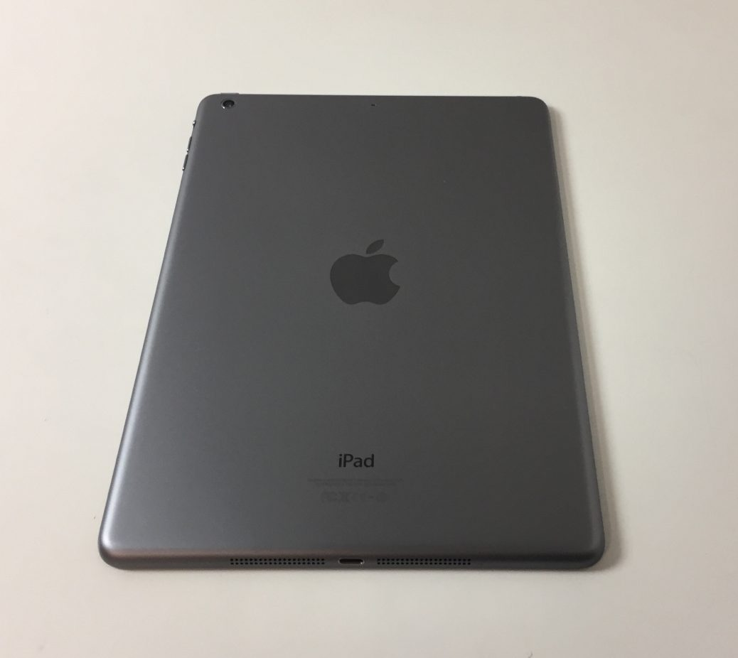 iPad Air Wi-Fi 16GB, 16 GB, Gray, Kuva 2
