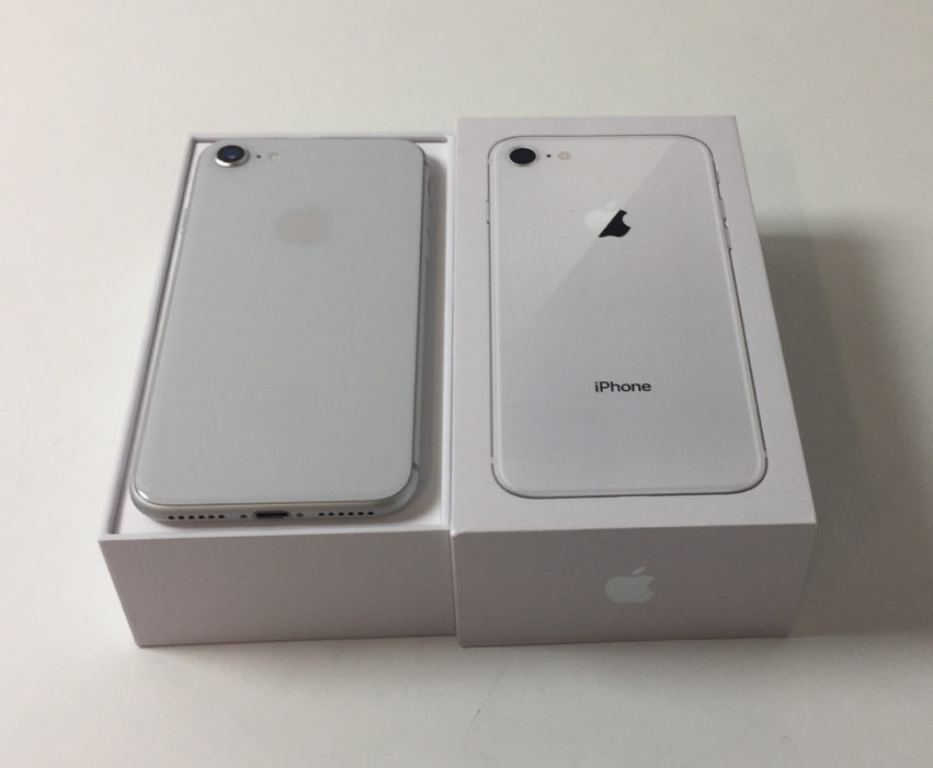 iPhone 8 64GB, 64 GB, Silver, Kuva 2