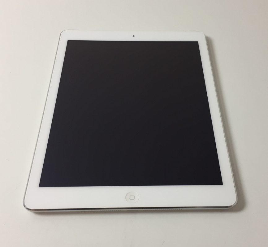 iPad Air Wi-Fi 16GB, 16 GB, Silver, bild 1