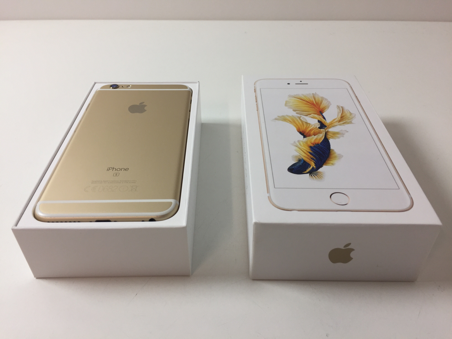 iPhone 6S Plus 16GB, 16 GB, Gold, Kuva 2