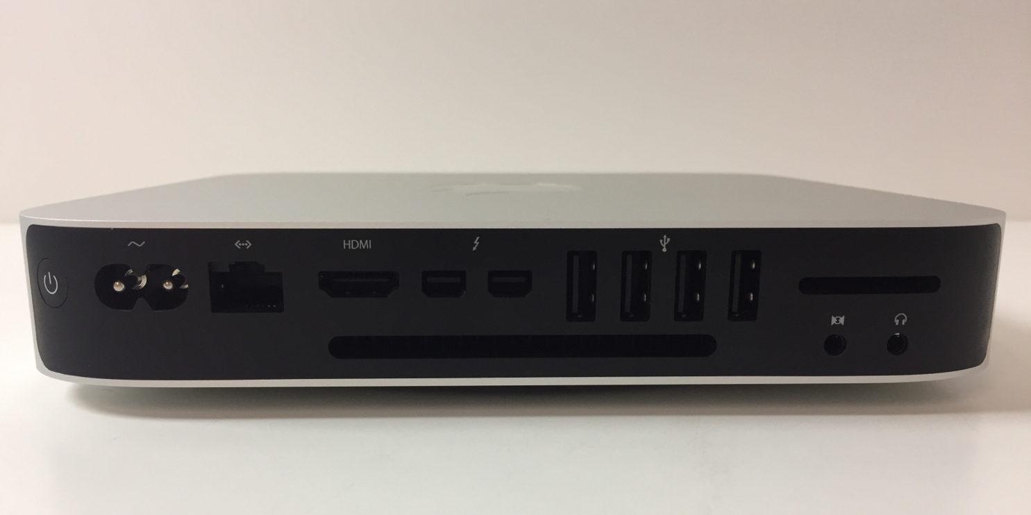 Mac Mini Late 2014 (Intel Core i5 1.4 GHz 4 GB RAM 500 GB HDD), Intel Core i5 1.4 GHz (Turbo Boost 2.7 GHz), 4 GB  , 500 GB  , Kuva 2