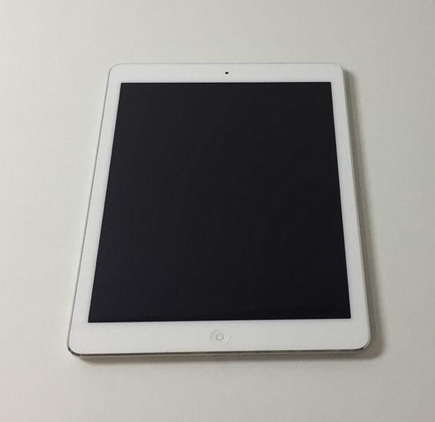 iPad Air Wi-Fi 32GB, 32 GB, Silver, Kuva 1