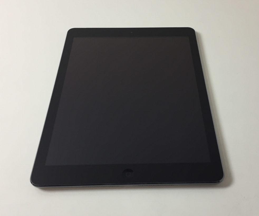 iPad Air Wi-Fi + Cellular 16GB, 16 GB, Gray, Kuva 1