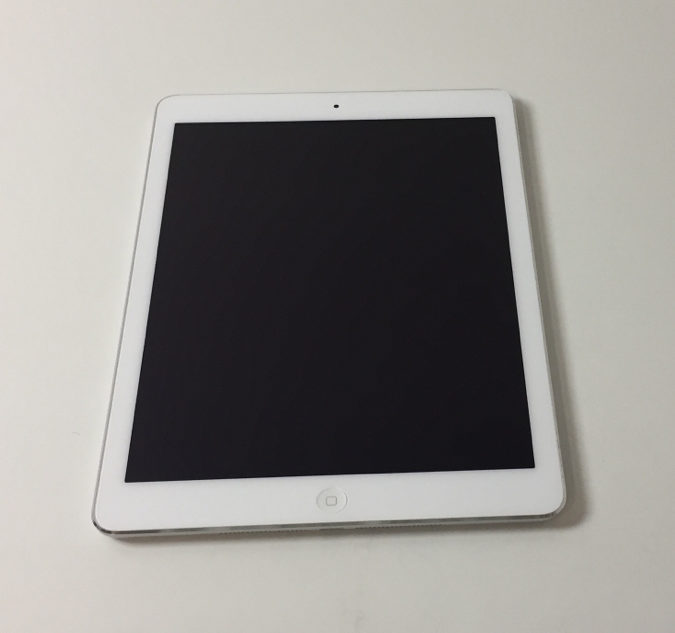 iPad Air Wi-Fi 32GB, 32 GB, Silver, Kuva 1