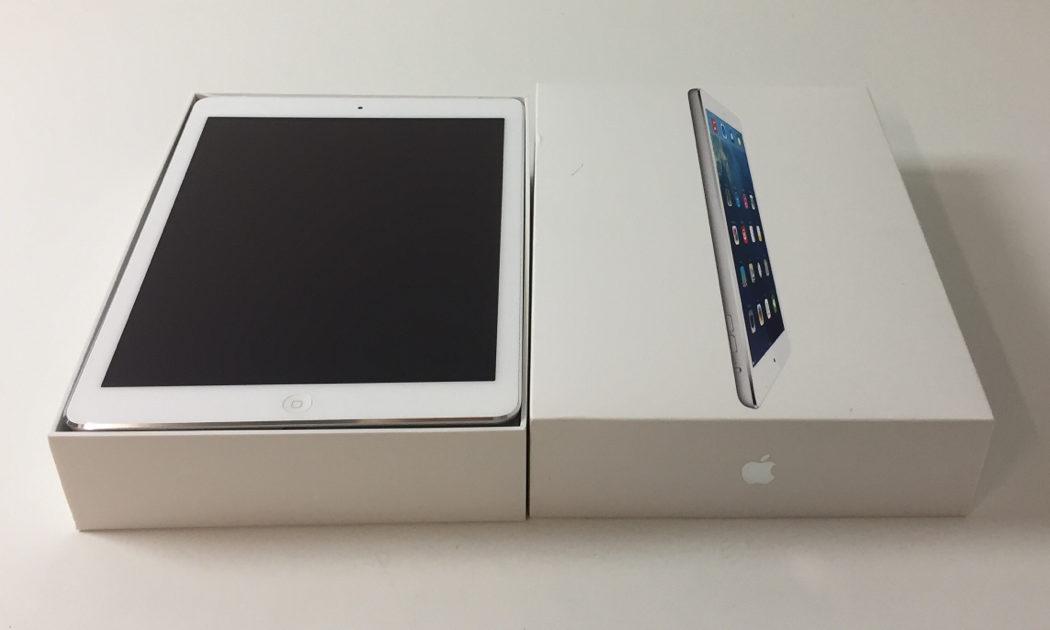 iPad Air Wi-Fi + Cellular 16GB, 16 GB, Silver, Kuva 1