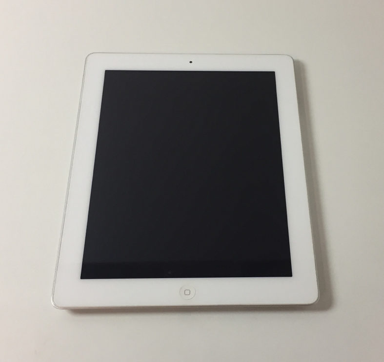 iPad 4 Wi-Fi 16GB, 16 GB, White, Kuva 1