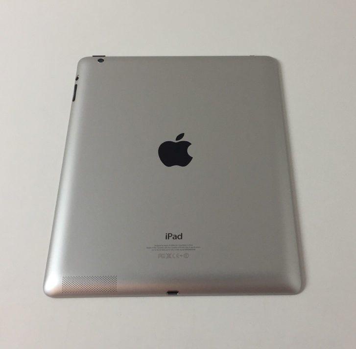 iPad 4 Wi-Fi 16GB, 16 GB, White, Kuva 2
