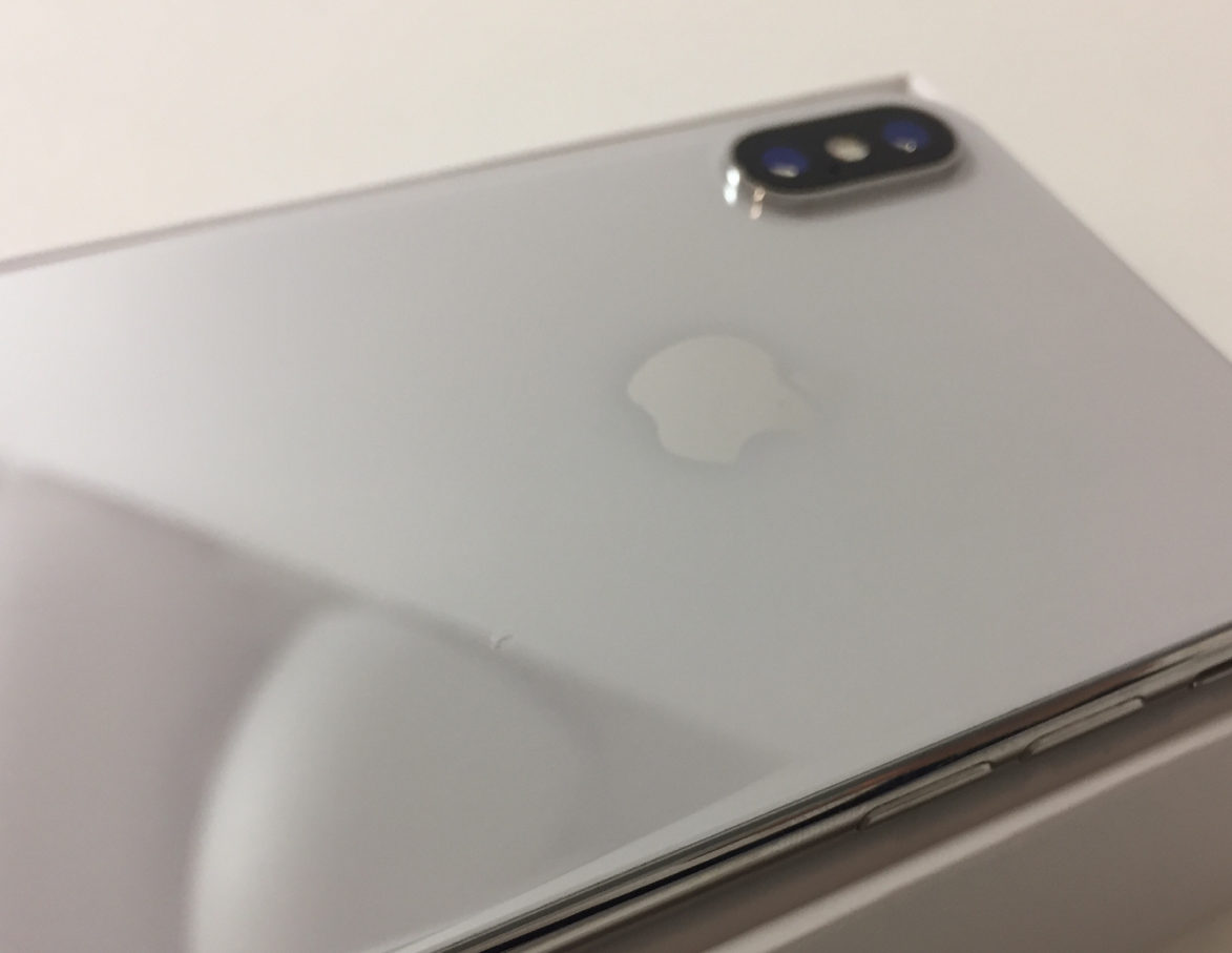 iPhone X 256GB, 256 GB, Silver, imagen 3