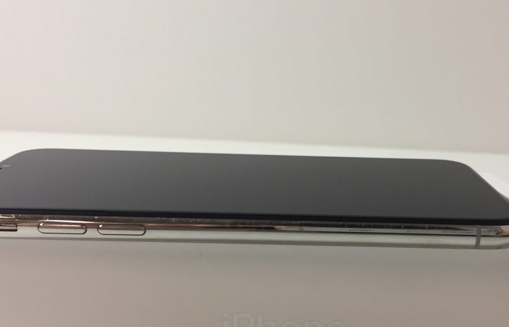 iPhone X 256GB, 256 GB, Silver, bild 5