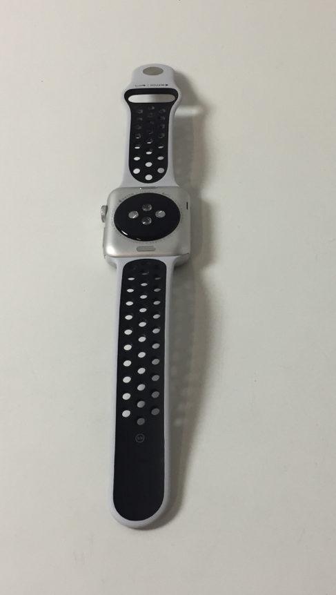 Watch Series 3 (42mm), White/black Nike, Kuva 2