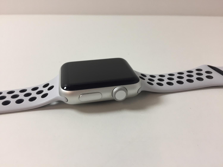 Watch Series 3 (42mm), White/black Nike, Kuva 3