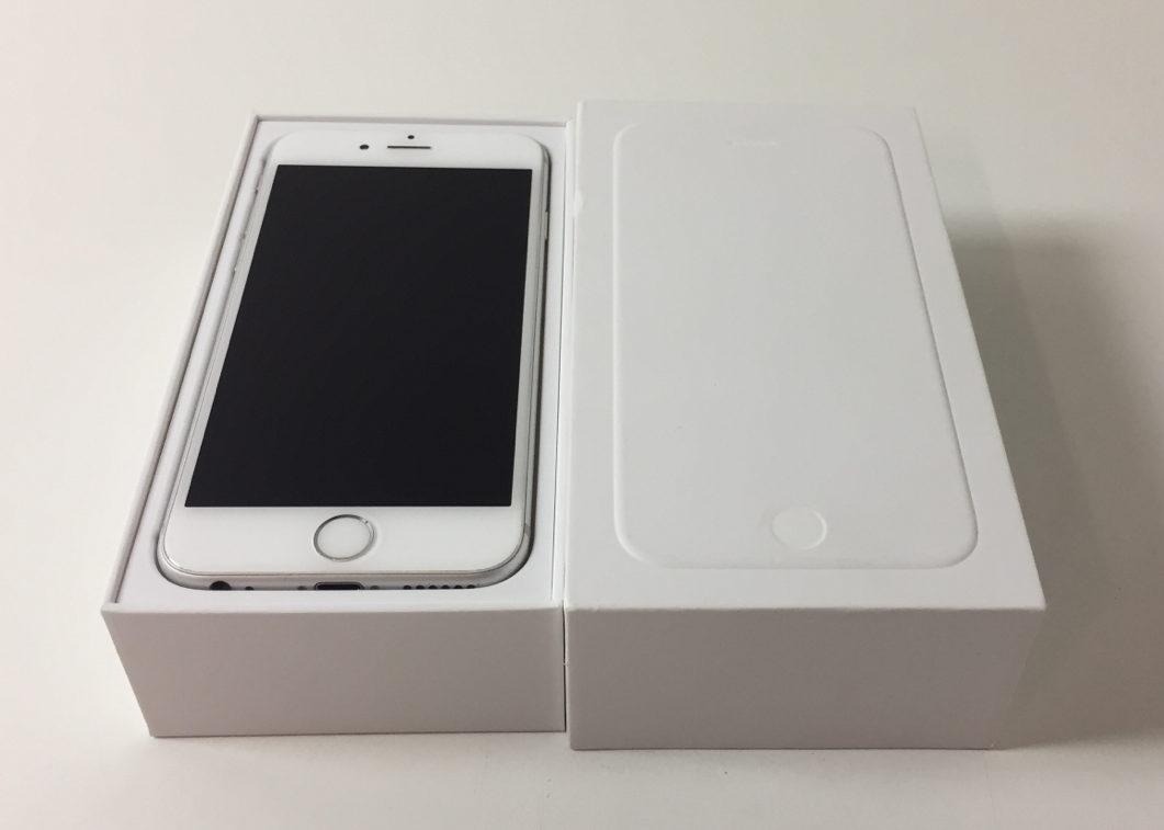 iPhone 6 16GB, 16 GB, Silver, Kuva 1